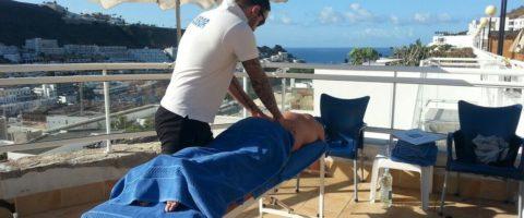 Welltours massageutbildningar på Gran Canaria